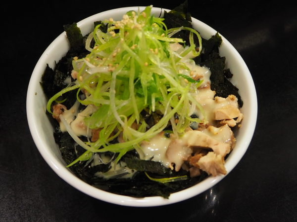 チャーシューマヨ高菜
