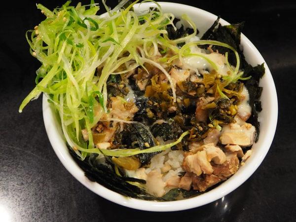 チャーシューマヨ高菜2