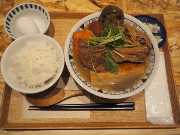 西京味噌のごちそう豚汁