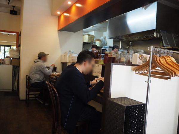 紅茶 店内2