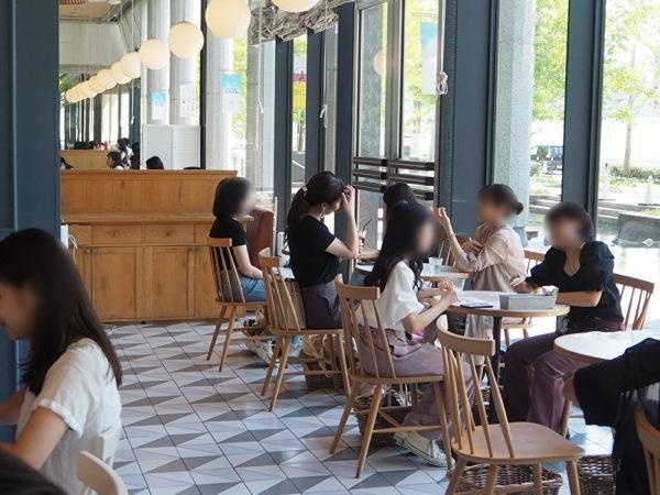 スーホルムカフェ 店内3