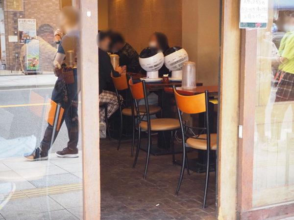 喫茶ポミエ 外観2