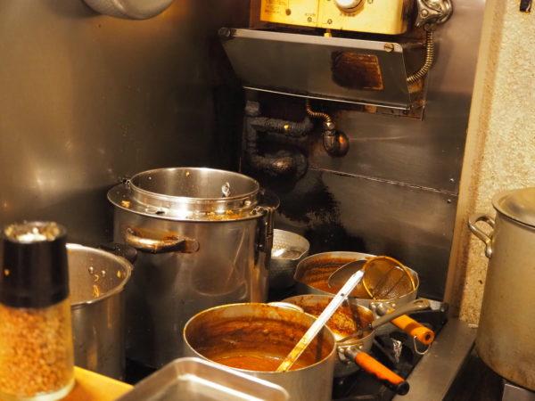 ボタニカリー 厨房