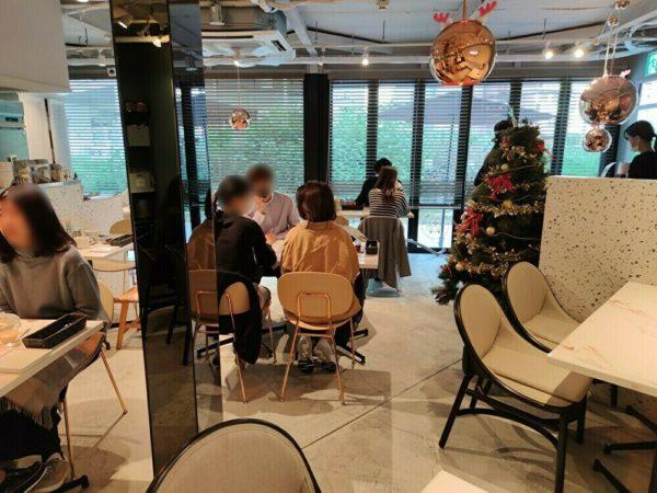 MICASADECO&CAFE 店内1