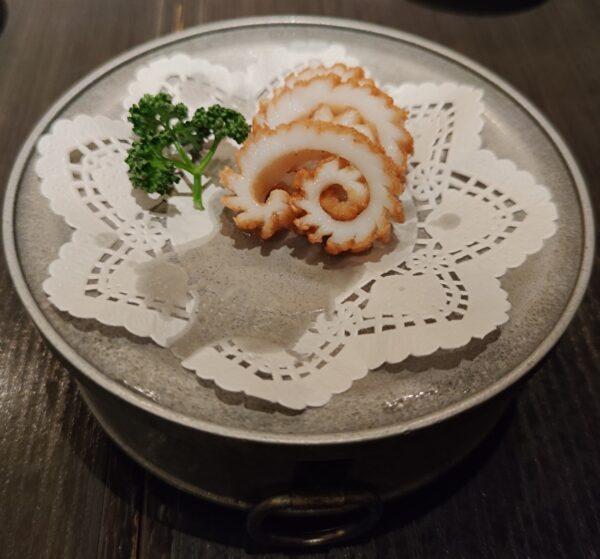 民生名物 イカの天ぷら