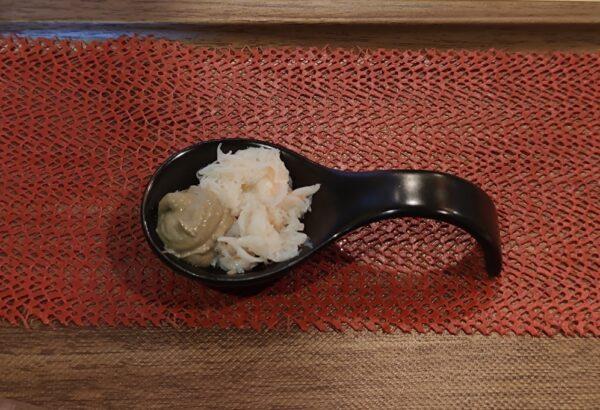 蟹味噌 蟹身