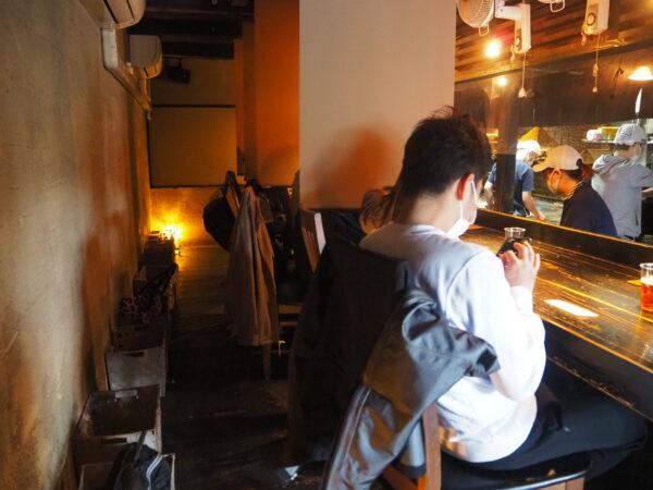 山本麵蔵 店内1