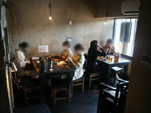 山本麵蔵 店内2