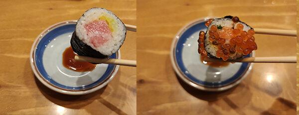 お寿司 巻