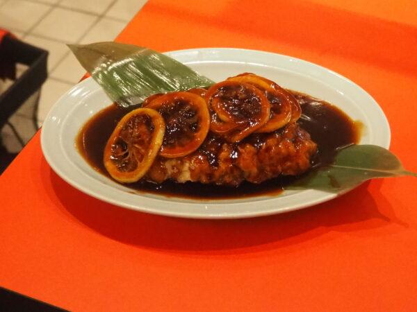 若林 酢豚