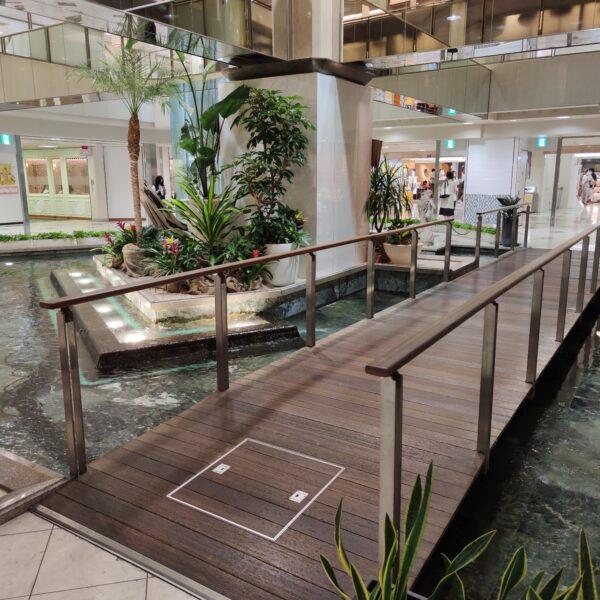 阪急三番街 南館地下2階